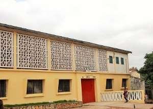 Ho Central Prison in the Volta Region