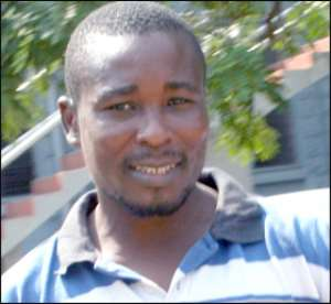 Pastor Jailed•For Stealing