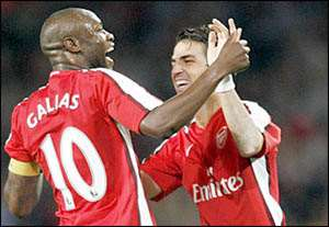 Cesc Named Arsenal Skipper