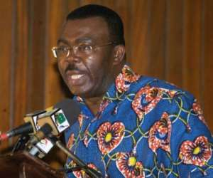 Hon Stephen Asamoah Boateng, Minister for Information and National Orientation (MINO)