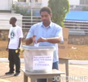 Military determined to ensure peaceful elections