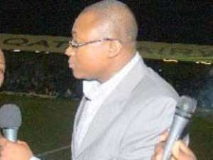 Ibrahim Sannie picks FPA Media Award