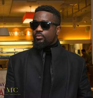 Sarkodie Arrives In London To promote O2 Concert