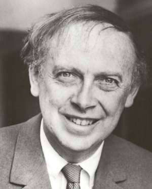 James Watson. Photograph courtesy of the Cavendish Laboratory, Cambridge.