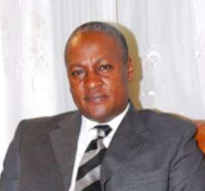 President Atta Mills is focussed- Veep