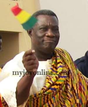 Opinion:A Ghanaian President, by Ghanaians, for Ghana