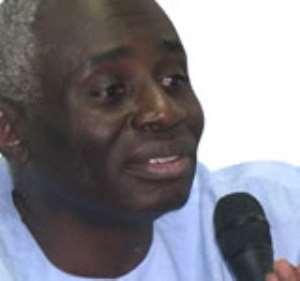 Pardon didn't take away criminal charges - Tsikata