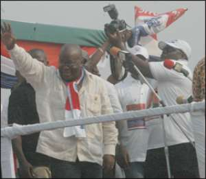 Why NPP Lost