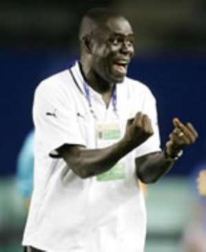 Tetteh blasts Cameroon coach