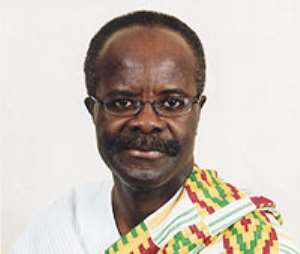 Nduom blames loss on inside forces