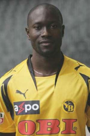 Four Ghanaians score abroad