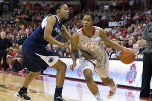 Basketball : Jasmine Thomas acquired her dreams in Washington