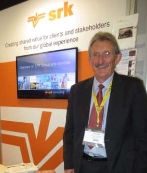 Roger Dixon, Corporate Consultant And Chairman, SRK Consulting