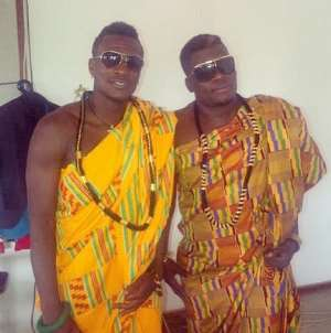 Confirmed! Asamoah Gyan Was With Castro To Spend Weekend