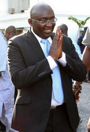 Nana Addo Maintains Status Quo Presents Dr Mahamudu Bawumia As Running Mate For Third Successive Time