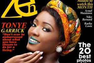 Nigerian Singer Tonye Garrick graces our December Cover