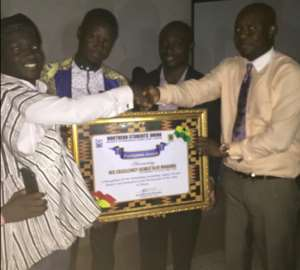 Northern Students Union (NSU) Prestigious Awards/Handing Over Was A Blast!