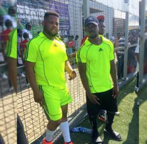 D-Black, Stonebwoy, Tinny, Shatta Wale Line Up At Celebrity Soccer Weekend