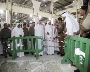 Ghanaian Muslims Mourn The Death Of 107 Pilgrims In Mecca