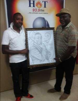 Hot 93.9fm Honours Kofi Adjorlolo