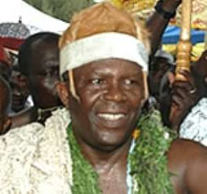 Don't deal with Ga Mantse - State Protocol advised