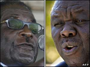 Tsvangirai to boycott Mugabe inauguration