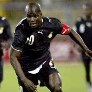 Appiah trying out with Russian club