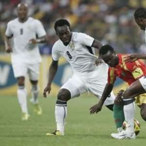 Essien misses African gong