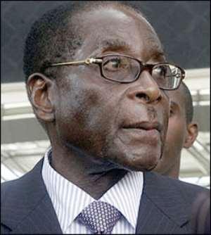 Mugabe Bash Sparks Fury