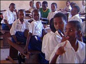 Shock as Tanzania teachers caned
