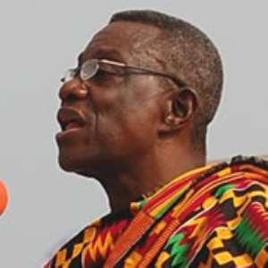President Mills swears-in 11 ministers