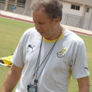 Black Stars to prepare from Sekondi