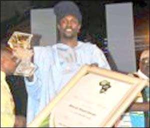 King Adebayor