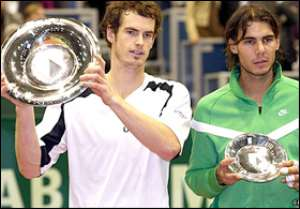Murray Beats Nadal To Take Title