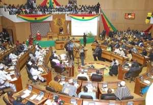 Parliament sits in camera over ex-gratia