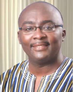 Bawumia's car searched for guns