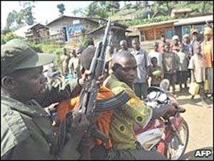 Dr Congo Hutu Gunmen On Rampage