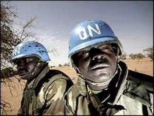 Bombs kill Somalia peacekeepers