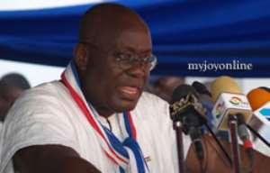 Akufo-Addo to battle government