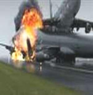 Turkish plane crash in Amsterdam