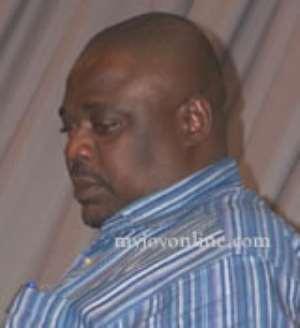 Koku Anyidoho: My role is not duplicate
