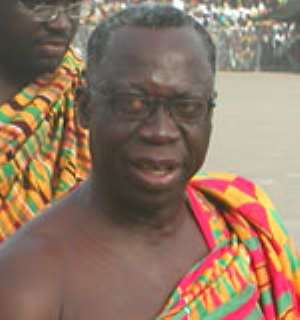 Osafo Maafo: Deficit projection courageous and feasible but...