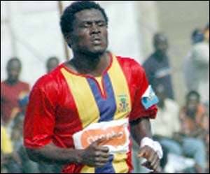 Faisal, Hasaacas Chase Hearts Players