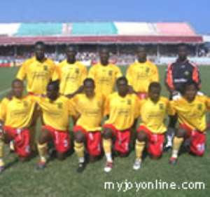 Kotoko wins first leg game of SWAG/SIC Cup Match