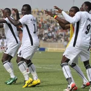 Ghana miss CHAN glory