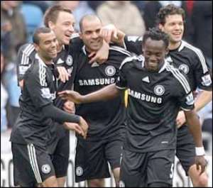 Essien impresses in FA Cup