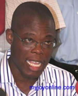 Fiifi Kwetey survives parliamentary scare