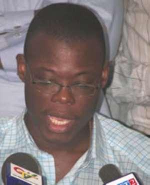 Controversy over Fiifi Kwetey unabated