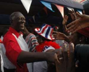 Ga-Dangme youth threaten to eject Kufuor