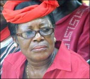 Benyiwa Doe strikes